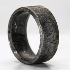 Meteorite Ring – Patrick Adair Designs