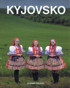 Slovácké costumes from South Moravia, Czech Republic
