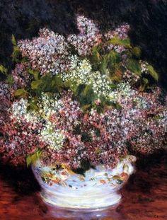 Pierre Auguste Renoir, Claude Monet, Manet, August Renoir, Renoir Paintings, Oil Painting Reproductions, Arte Floral, French Artists, Beautiful Paintings