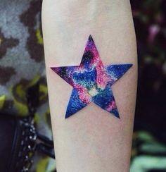 Dali Tattoo, Fox Tattoo, Star Tattoos, Body Art Tattoos, Tatoos, Watercolor Butterfly Tattoo, Fresh Tattoo, Cool Tats, Professional Tattoo