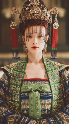Fashion asian traditional culture ideas for 2019 Hanfu, Cheongsam, Traditional Fashion, Traditional Dresses, Oriental Fashion, Asian Fashion, Chinese Fashion, Chinese Style, Chinese Art