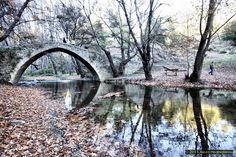 Tzelefos Bridge - Photo by Alexis Hadjisoteriou