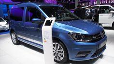 2016 Volkswagen Caddy 1.4l TGI 81 kW BlueMotion MT6 -  Exterior and Inte...