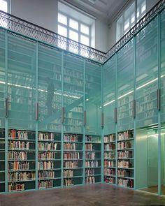 Gallery of University Library / OFFICE Kersten Geers David Van Severen - 2