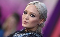Download wallpapers 4k, Pom Klementieff, 2017, french actress, beauty, blonde