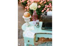 Vintage Garden Affair - Mobile Bay - Mobile Bay Bride 2012 - Alabama