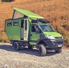 Off Road Camper, 4x4 Off Road, Small Truck Camper, Iveco Daily 4x4, Overland Trailer, Truck Camping, Expedition Vehicle, Tiny House On Wheels, Car Travel