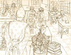 Gilderoy Lockhart's Class