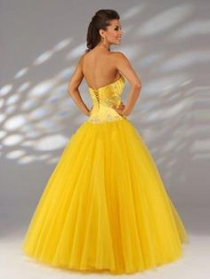 Belle dress from Beauty and the Beast :)