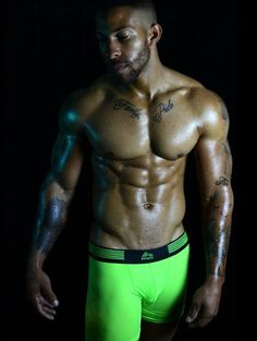 Sexiness in lime green...