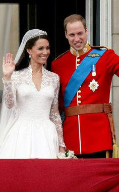 Royal Wedding of Prince William & Princess Kate