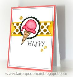 CTMH June Stamp of the Month Cards