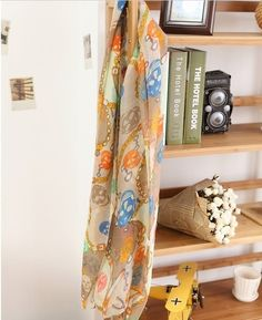 New fashion super lightweight cool scarves for summer 2013