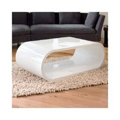 Modern Oval Coffee Table a white coffee tables modern coffee tables White Gloss Coffee Table, Coffee Table With Storage, Coffee Table Design, White Coffee, Coffe Table, Center Table Living Room, Table Decor Living Room, Dining Table, Coffee Table Pictures