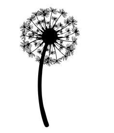 Dandelion Tattoo Designs | MadSCAR