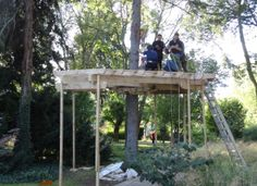 Nos Cr Ations De Cabanes On Pinterest Aquitaine Normandie And Construction