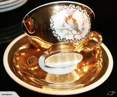 Rare gold maple leaf mark noritake nippon gold porcelain 5 for Tattoo shops in zanesville ohio