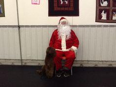 Nori & Santa