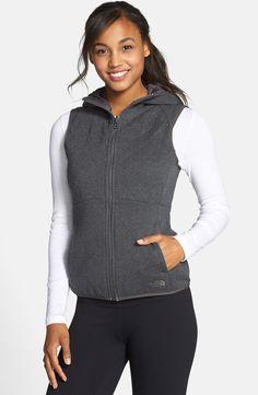 0bcd689d472a The North Face  Caroluna  Reversible Hooded Vest Hooded Vest