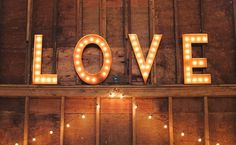 This huge L-O-V-E Marquee lights easily create a rustic ambiance. Spreading love to all our loyal customers. Bedroom Wall Collage, Photo Wall Collage, Picture Wall, Bedroom Decor, Marquee Letters, Marquee Lights, Light Up Letters, Brown Aesthetic, City Aesthetic