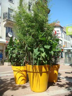 Francja-elegancja   Inspirowani Naturą I french design flower pots for cities atech.pl-eu