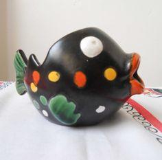 1950's ceramic fish