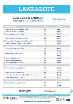 Lanzarote: Especial Oferta. Hoteles en Lanzarote salidas desde Santiago de Compostela ultimo minuto - http://zocotours.com/lanzarote-especial-oferta-hoteles-en-lanzarote-salidas-desde-santiago-de-compostela-ultimo-minuto/