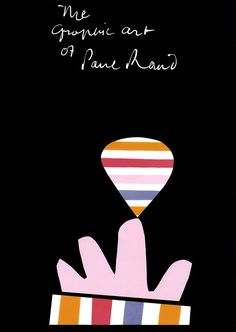 Graphic Art of Paul Rand 1957