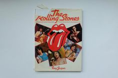 Check out this item in my Etsy shop https://www.etsy.com/listing/518286901/vintage-the-rolling-stones-1976-book