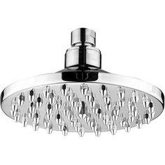 "Check out the Whitehaus WHOSA10-6 Showerhaus 6"" Round Rainfall Showerhead"