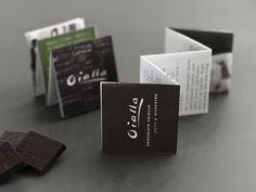 Oialla Organic Chocolate | Danish Brand | Rasmus Bo Bojesen | Packaging | Visual Identity