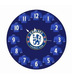 10am Chelsea Clock by 10am Online - Pop Culture Clocks - Home Decor - Pepperfry Product