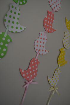 Guirnalda BIRDS - Adornos - Casa - 614231