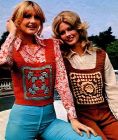 70s Outfits, Vintage Outfits, Cute Outfits, Seventies Outfits, Vintage Clothing, Trendy Outfits, Seventies Fashion, 60s And 70s Fashion, Look Fashion