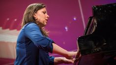Daria van den Bercken: Why I take the piano on the road … and in the air | Talk Video | TED.com