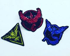 Which team are you on? #pokemongo #pokemon #teammystic #teamvalor #teaminstinct Hair clips by @nerdswithvaginas for @castlecorsetry