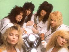 Big Hair Bands, Hair Metal Bands, Girls Girls Girls, Glam Metal, Tommy Lee, Nikki Sixx, Glam Rock, Dr Feelgood, Sixx Am