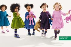 United colors of benetton kids Photography Stefano Azario Styling Jet Vervest