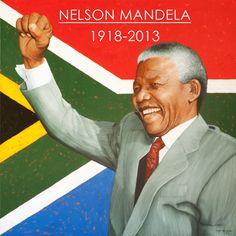 """""""A educação é a arma mais poderosa que você pode usar para mudar o mundo."""" - #NelsonMandela   Descanse em paz guerreiro!"""
