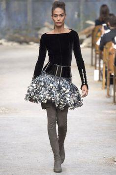 Sfilata Chanel Paris - Alta Moda Autunno-Inverno 2013-14 - Vogue