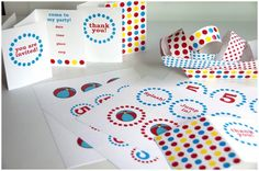 FREE POOL PARTY PRINTABLES Summer Pool Party, Water Party, Summer Diy, Beach Party, Summer Beach, Party Printables, Free Printables, Pool Party Themes, Diy Party