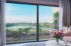 Thiết kế ấn tượng của căn hộ chung cư 148 giảng võ