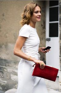 summer fashions, dress, natalia vodianova, summer outfits, color combinations, style summer, summer clothes, style clothes, style fashion