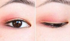 use red eyeshadow