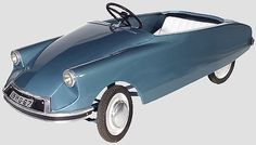 citroen ds pedal car