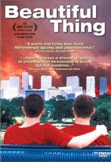 Beautiful Thing movie poster ... best gay themed movie ever