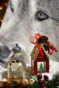 Faroles Navideños. Christmas lanterns