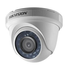Câmera Dome Turbo HD 1.0 MP 720p Hikvision DS-2CE56C0T-IR 2.8mm