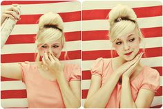 Updo Hairstyle Tutorial