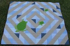 Awesome Turtle Quilt